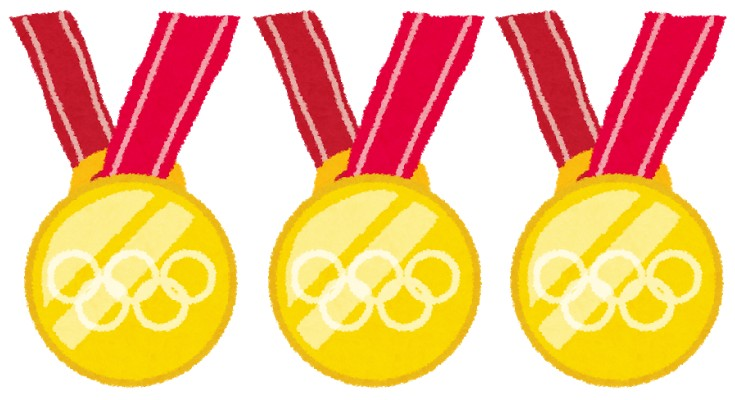 olympic_gold_medal_three