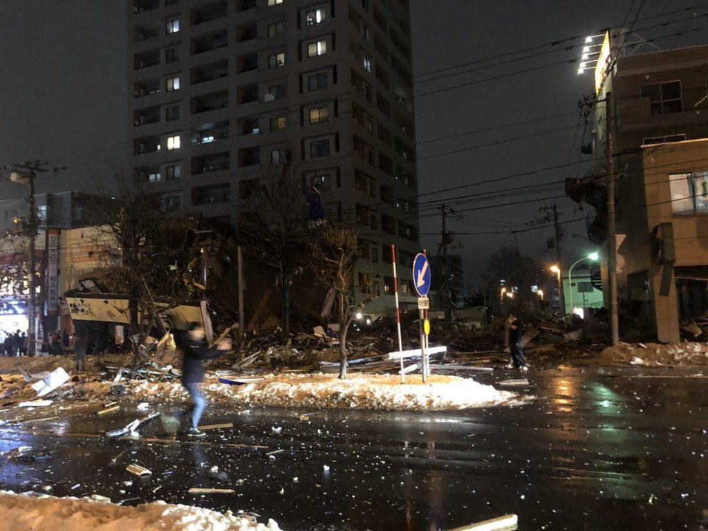 札幌 事故 ツイッター